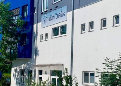 Standort IMMOPlus Wohnbau